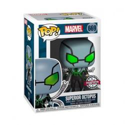 Figuren Pop Spider-Man Superior Octopus Limitierte Auflage Funko Genf Shop Schweiz