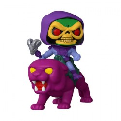Figurine Pop Ride Masters of the Universe Skeletor on Panthor Funko Boutique Geneve Suisse