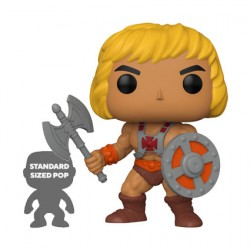 Figuren Pop 25 cm Masters of the Universe He-Man Funko Genf Shop Schweiz