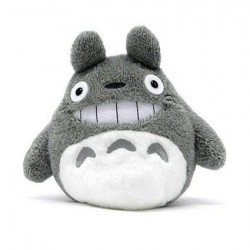 Figur My Neighbor Totoro Plush Totoro Smile Sun Arrow - Studio Ghibli Geneva Store Switzerland