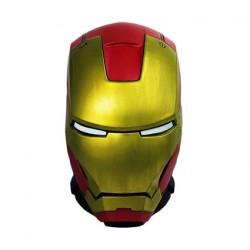 Figur Iron Man Coin Bank MKIII Helmet 25 cm Semic - Marvel Geneva Store Switzerland