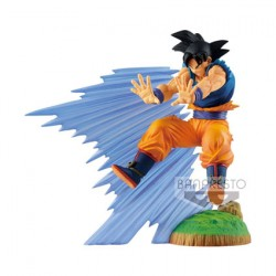 Figurine Dragon Ball Z History Box Son Goku 12 cm Banpresto Boutique Geneve Suisse