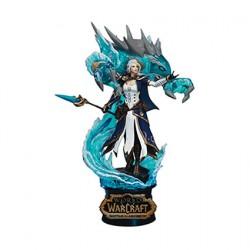 Figur World Of Warcraft Diorama Jaina Beast Kingdom Geneva Store Switzerland