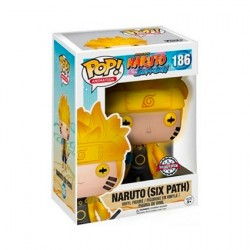 Figur Pop Glow in the Dark Naruto Six Paths Limited Edition Funko Geneva Store Switzerland