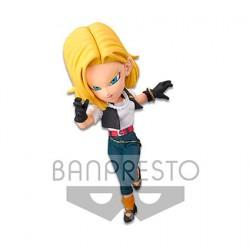 Figur Dragon Ball Legends C18 (Android18) Mini Figure Banpresto Geneva Store Switzerland