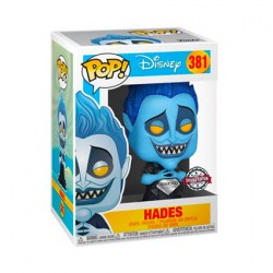 Figur Pop Diamond Hercules Hades Glitter Limited Edition Funko Geneva Store Switzerland