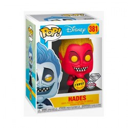 Figur Pop Glitter Hercules Hades Diamond Chase Limited Edition Funko Geneva Store Switzerland
