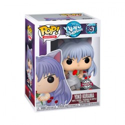 Figur Pop Yu Yu Hakusho Demon Kurama Limited Edition Funko Geneva Store Switzerland