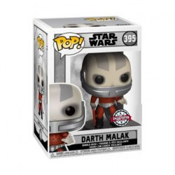 Figurine Pop Star Wars Knights of the Old Republic Darth Malak Edition Limitée Funko Boutique Geneve Suisse
