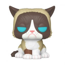 Figurine Pop Icons Grumpy Cat Funko Boutique Geneve Suisse