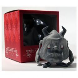 Figurine Saddest Devil Grey par Toby Boutique Geneve Suisse