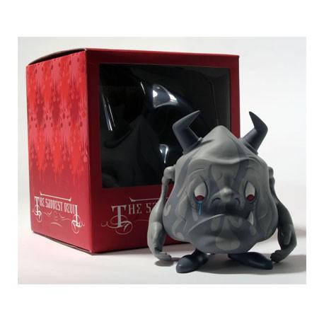 Figurine Saddest Devil Grey par Devilboy (Toby Dutkiewicz) Devil's Head Productions Boutique Geneve Suisse