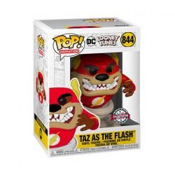 Figurine Pop Looney Tunes Taz en Flash Edition Limitée Funko Boutique Geneve Suisse