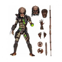 Figur Predator 2 Ultimate Battle Damaged City Hunter Neca Geneva Store Switzerland