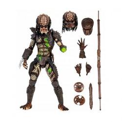 Figurine Predator 2 Ultimate Battle Damaged City Hunter Neca Boutique Geneve Suisse
