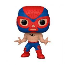 Figurine Pop Spider-Man Luchadore Spider-Man Funko Boutique Geneve Suisse