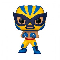 Figurine Pop X-Men Luchadore Wolverine El Animal Indestructible Funko Boutique Geneve Suisse
