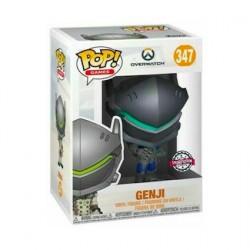 Figuren Pop Overwatch Genji Carbon Limitierte Auflage Funko Genf Shop Schweiz