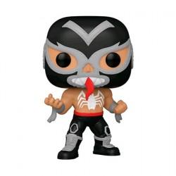 Figurine Pop Spider-Man Luchadore Venom Funko Boutique Geneve Suisse