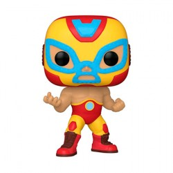 Figur Pop Iron Man Luchadore Iron Man Funko Geneva Store Switzerland