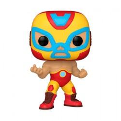 Figuren Pop Iron Man Luchadore Iron Man Funko Genf Shop Schweiz