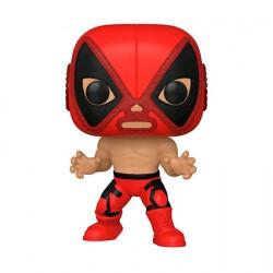 Figuren Pop Marvel Luchadore Deadpool El Chimichanga de la Muerte Funko Genf Shop Schweiz