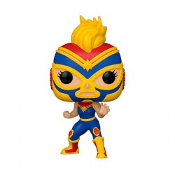 Figur Pop Captain Marvel Luchadore Captain Marvel Funko Geneva Store Switzerland