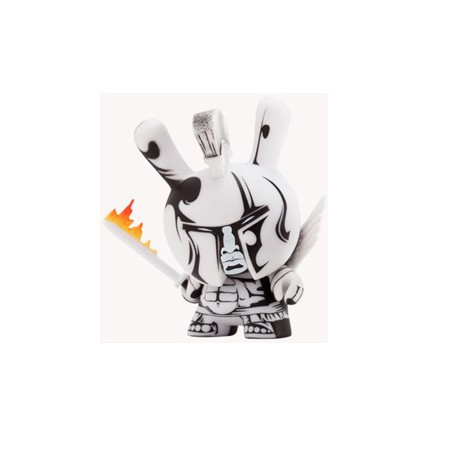 Figur Dunny Apocalypse by Jon Paul Kaiser Kidrobot Geneva Store Switzerland