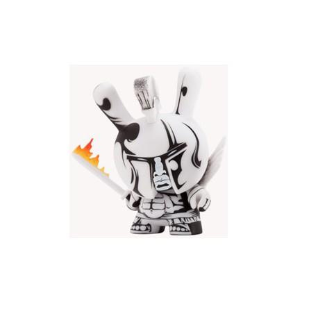 Figurine Dunny Apocalypse par Jon Paul Kaiser Kidrobot Designer Toys Geneve