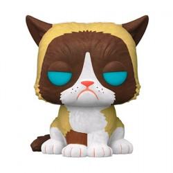 Figur Pop Flocked Icons Grumpy Cat Limited Edition Funko Geneva Store Switzerland