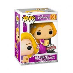 Figurine Pop Disney Raiponce avec Lantern Edition Limitée Funko Boutique Geneve Suisse