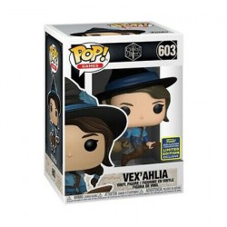 Figur Pop SDCC 2020 Critical Role-Vex on Broom Limited Edition Funko Geneva Store Switzerland