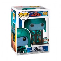 Figur Pop Captain Marvel Ronan Limited Edition Funko Geneva Store Switzerland