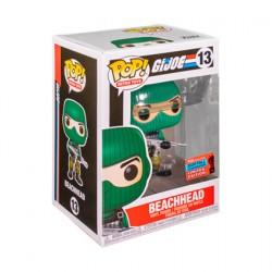 Figurine Pop NYCC 2020 G.I Joe Beachhead Edition Limitée Funko Boutique Geneve Suisse