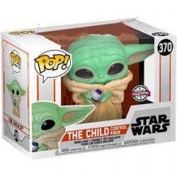 Figuren Pop Star Wars Mandalorian The Child (Baby Yoda) mit Control Knob Limitierte Auflage Funko Genf Shop Schweiz