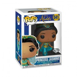 Figur Pop Diamond Aladdin (2019) Princess Jasmine Limited Edition Funko Geneva Store Switzerland