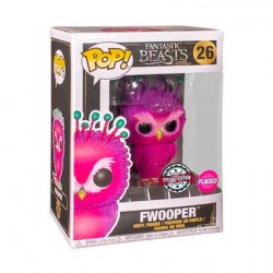 Figur Pop Flocked Fantastic Beasts Fwooper Limited Edition Funko Geneva Store Switzerland