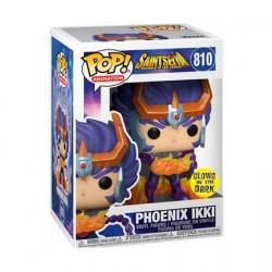 Figuren Pop Phosphoreszierend Saint Seiya Knights of the Zodiac Phoenix Ikki Limitierte Auflage Funko Genf Shop Schweiz