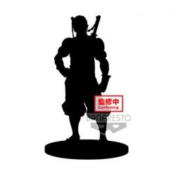 Figurine Demon Slayer Kimetsu no Yaiba Tengen Uzui Sepia Color Banpresto Boutique Geneve Suisse