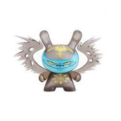 Figurine Dunny Apocalypse par Sam Fout Kidrobot Designer Toys Geneve