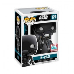 Figur Pop NYCC 2017 Star Wars Rogue One Action Pose K-2SO Limited Edition Funko Geneva Store Switzerland