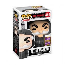 Figuren Pop SDCC 2017 Mr. Robot Masked Elliot Alderson Limitierte Auflage Funko Genf Shop Schweiz