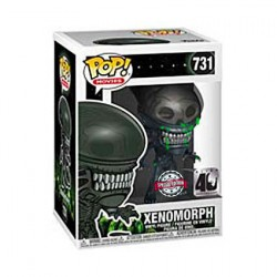 Figurine Pop Movies Alien 40th Xenomorph Edition Limitée Funko Boutique Geneve Suisse