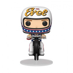 Figurine Pop Ride Evel Knievel Motorcycle Funko Boutique Geneve Suisse