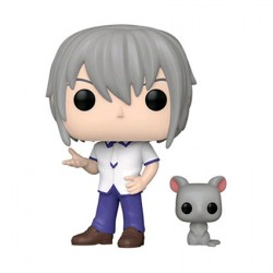 Figurine Pop Fruits Basket Yuki Sohma with Rat Specialty Series Edition Limitée Funko Boutique Geneve Suisse