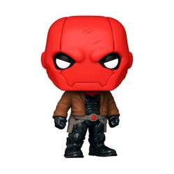 Figur Pop Batman Red Hood Limited Edition Funko Geneva Store Switzerland