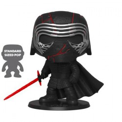 Figurine Pop 25 cm Star Wars Phosphorescent Kylo Ren Rise of Skywalker Funko Boutique Geneve Suisse