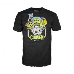 Figuren T-Shirt Toy Story Alien Remix Funko Genf Shop Schweiz