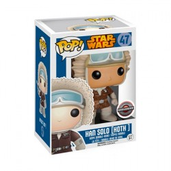 Pop Star Wars Han Solo Hoth Outfit Limited Edition