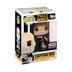 Figurine Pop Star Wars Rebels Captain Rex Smugglers Bounty Edition Limitée Funko Boutique Geneve Suisse